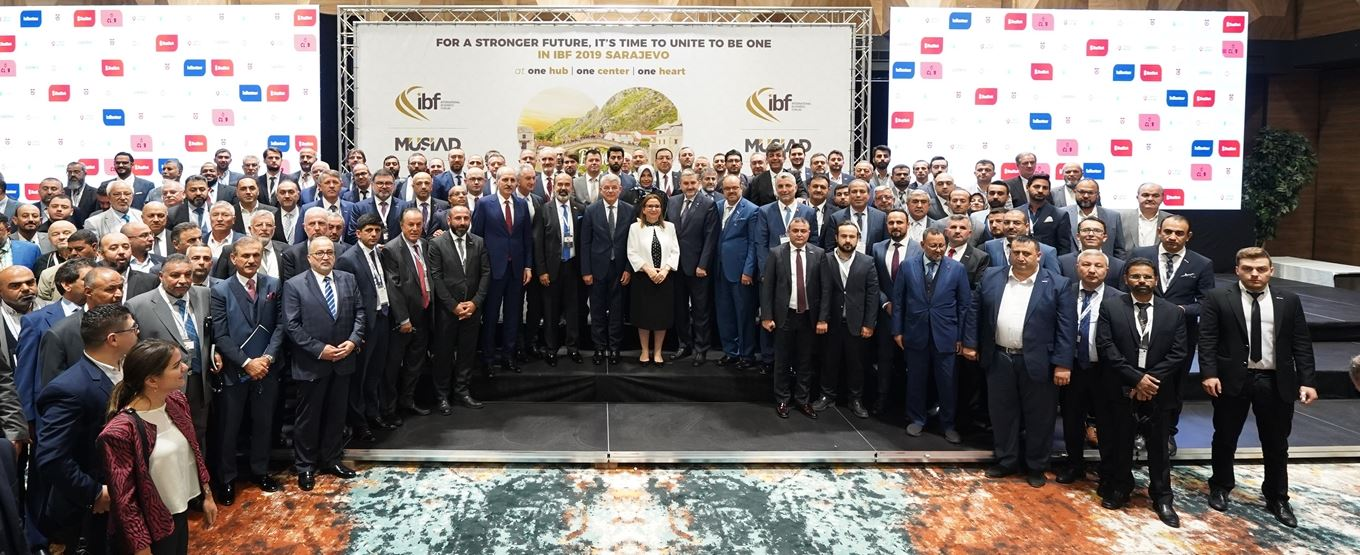 23rd IBF CONGRESS WAS HELD IN BOSNIAN CAPITAL SARAJEVO