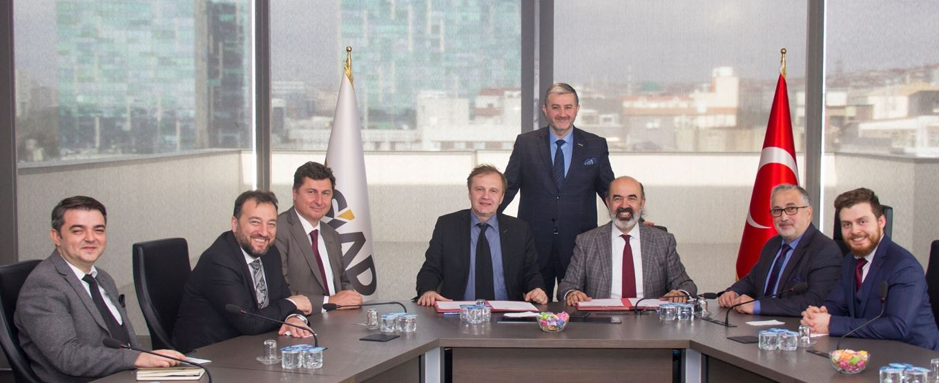 MoU AGREEMENT SIGNED BETWEEN IBF AND BOSNA BANK INTERNATIONAL