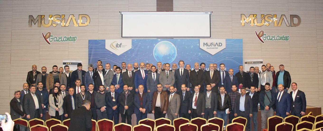 300 BUSINESSMEN PARTICIPATED IN GAZIANTEP COMMERCIAL MEETING